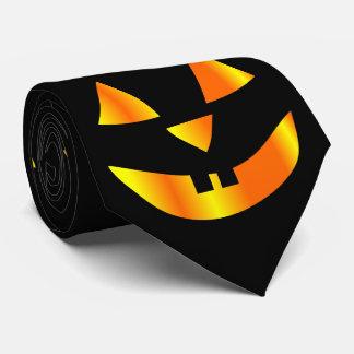 Halloween, pumpkins tie