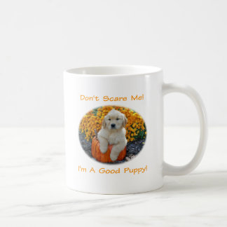 Halloween Puppy Cards, Shirts & Gifts Mugs