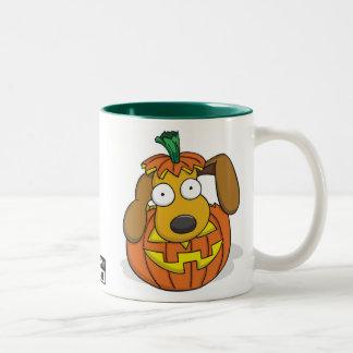 Halloween Puppy Mug