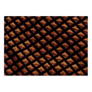 Halloween Quilted Satin Business Card