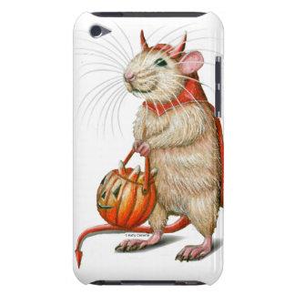 Halloween Rat Devil iPod Touch case KMCoriginals