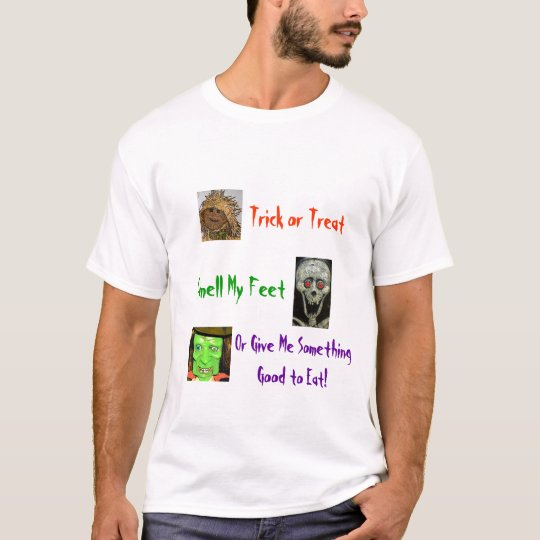 Halloween Saying T-Shirt