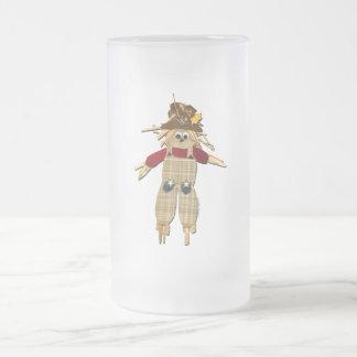 Halloween Scarecrow Mug