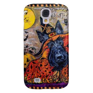 Halloween Scottie Galaxy S4 Case