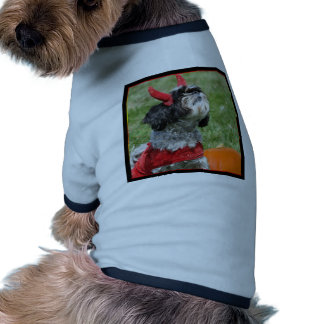 Halloween Shih Tzu Doggie Shirt