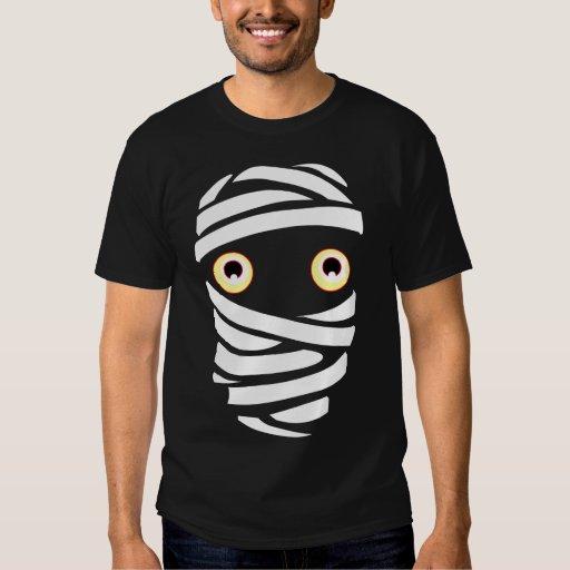 Halloween Shirt Mummy Shirt Fun Boo Mummy Tee