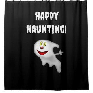 Halloween Shower Curtain Funny
