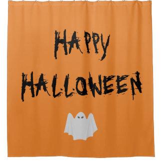 Halloween Shower Curtain - Holiday Home Decor