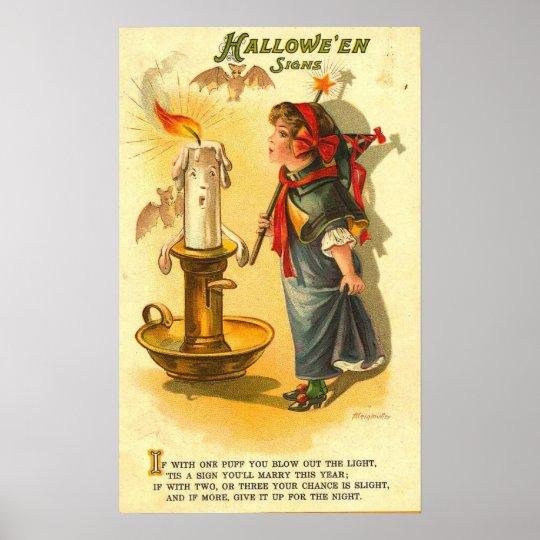 Halloween Signs of Love