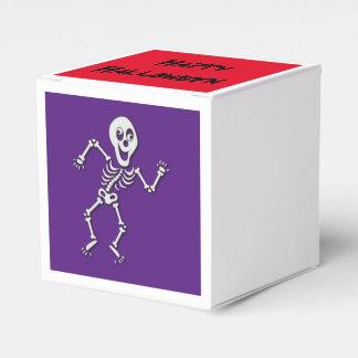 Halloween Skeleton Favour Box