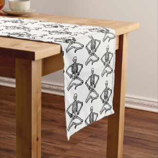 Halloween Skeleton Table Runner