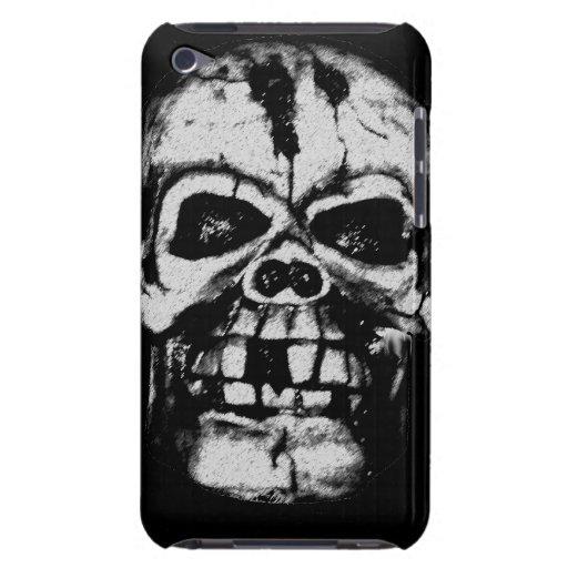 Halloween Skull iPod Touch Case-Mate Case
