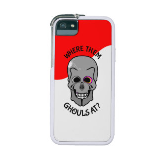 Halloween Skull Case For iPhone 5/5S