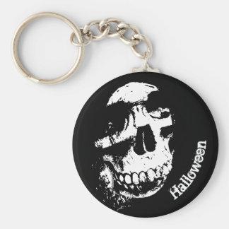 Halloween Skull | Keychain