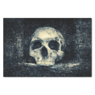 Halloween Skull Tissue Paper