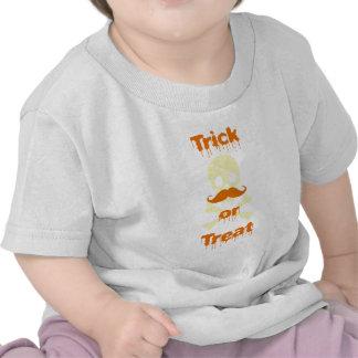 halloween skull t-shirts