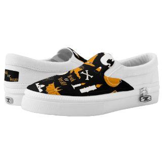 Halloween Slip On Shoes