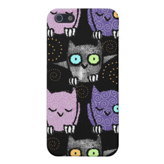 Halloween Speck® Fitted™ Fabric-Inlaid Hard Shell Case For The iPhone 5