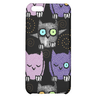 Halloween Speck® Fitted™ Fabric-Inlaid Hard Shell Cover For iPhone 5C