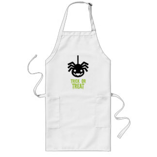 Halloween Spider Aprons