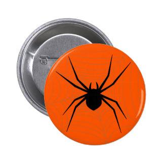 Halloween Spider Pin