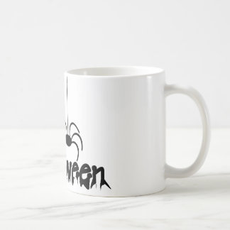 Halloween Spider Coffee Mug