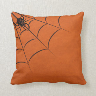 Halloween Spider Cushion