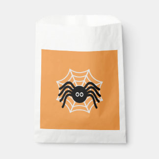 Halloween Spider Favor Bags Favour Bags