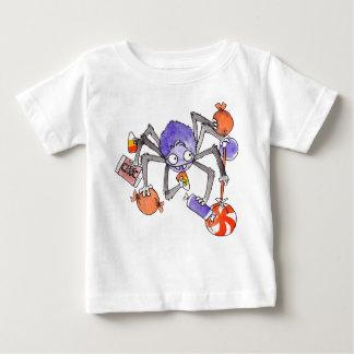 Halloween Spider Infant T-shirt