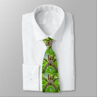 Halloween Spider Tie