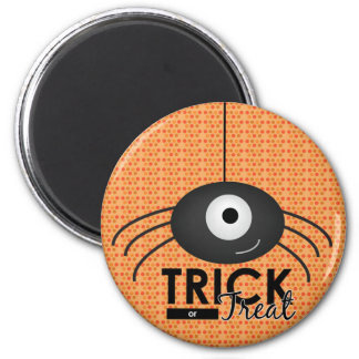 Halloween Spider Trick or Treat Magnet