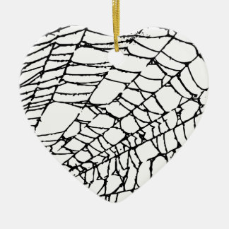 Halloween Spider Web Christmas Ornament