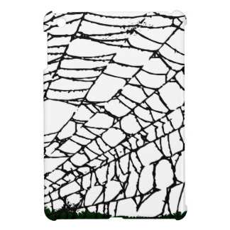 Halloween Spider Web iPad Mini Cases