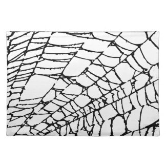 Halloween Spider Web Placemat