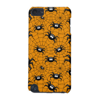 halloween spiders on spider web iPod touch 5G case