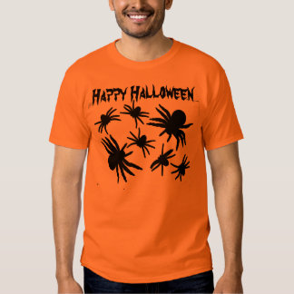 Halloween Spiders Tshirt
