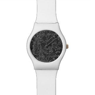 Halloween Spook Unicorn V02 Watch