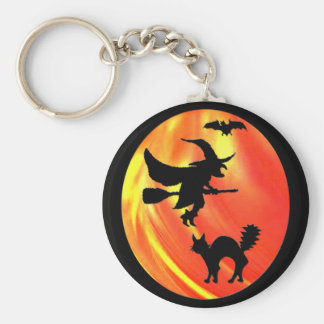 Halloween Spooks Keychains