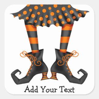 Halloween - SRF Square Sticker
