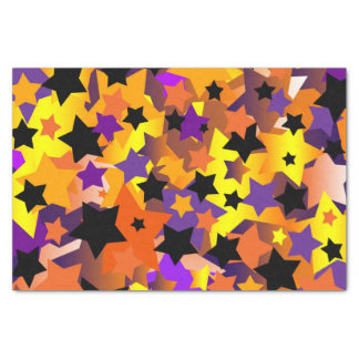Halloween Star Crazy Tissue Paper