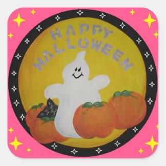 Halloween Sticker13 Square Sticker
