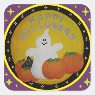 Halloween Sticker2 Square Sticker