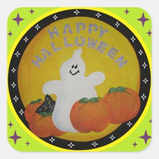 Halloween Sticker3 Square Sticker