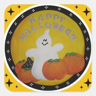 Halloween Sticker8 Square Sticker