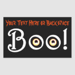 Halloween Stickers Personalised Halloween Stickers