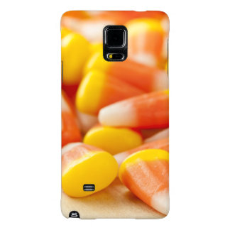 Halloween Striped Candy Corn Galaxy Note 4 Case