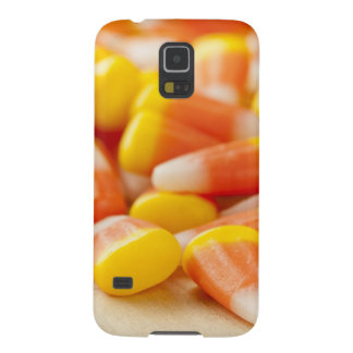 Halloween Striped Candy Corn Galaxy S5 Case