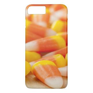 Halloween Striped Candy Corn iPhone 7 Plus Case