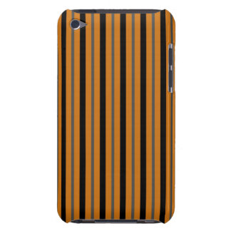 Halloween Stripes Barely There iPod Cases