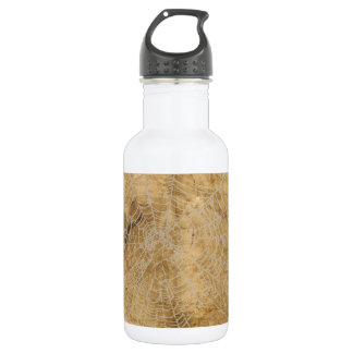 Halloween Style Cobweb And Parchment 532 Ml Water Bottle